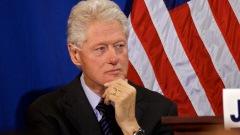 Bill Clinton, président des États-Unis de 1992 à 2000.