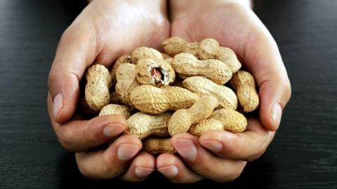 Une arachide par jour...