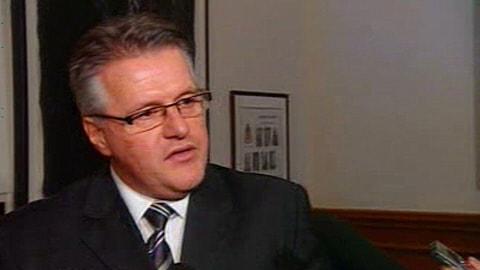 Laurent Lessard, ministre des Affaires municipales du Québec