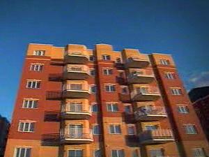 L'immeuble du 6650, boulevard Couture, à Saint-Léonard