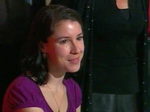 Perrine Leblanc, lauréate du Grand Prix littéraire de Montréal 2010