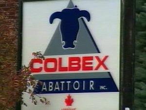 L'abattoir Levinoff-Colbex