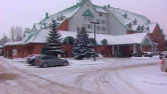 Belhassen Trabelsi se trouverait au Château Vaudreuil, un hôtel de l'ouest de Montréal.