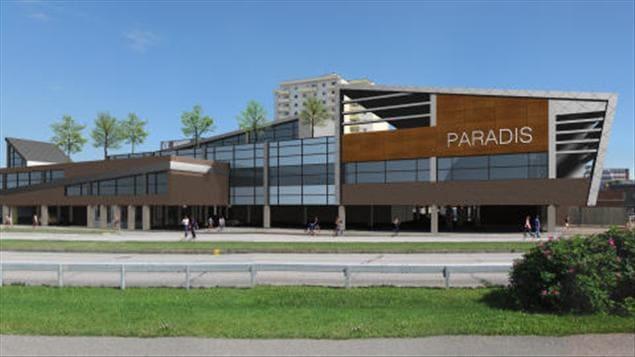 Projet de lieu de production et de diffusion culturelle de la Coopérative de solidarité Paradis