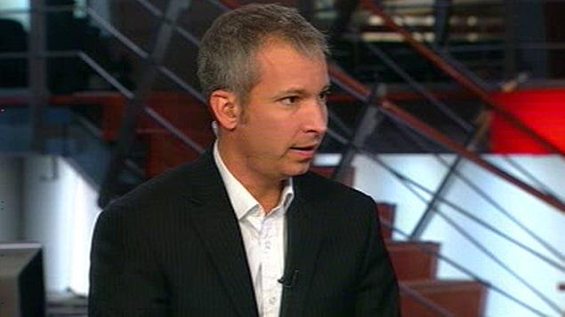 Bernard Bigras, député du Bloc québécois