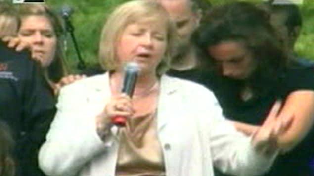 La députée conservatrice Joy Smith