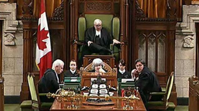 Le projet de loi sur le 6e de la peine est adopt ici for Chambre des communes