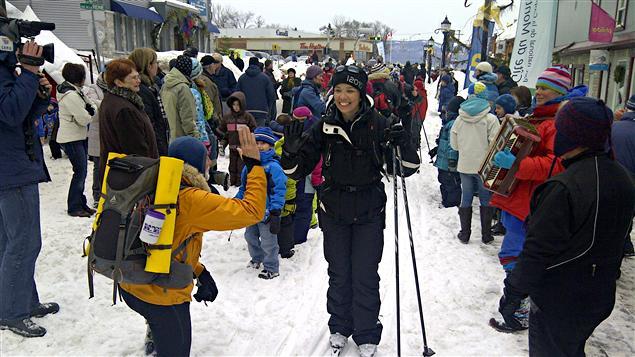 La 9e édition de la traversée de la Gaspésie en ski de fond
