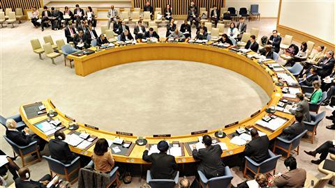 Le Conseil de sécurité de l'ONU débattait de questions reliées à l'Afghanistan jeudi avant-midi.