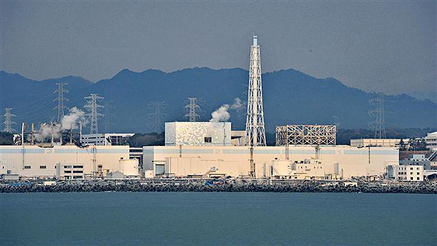 La centrale Fukushima-Daiichi