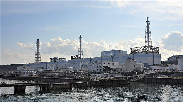 La centrale de Fukushima-Daiichi