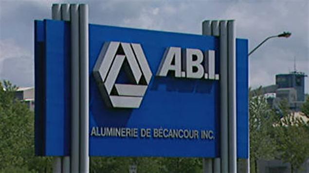 L'Aluminerie de Bécancour