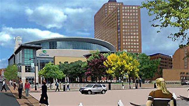 Il n'y aura pas de centre multifonctionnel au centre-ville de Gatineau.