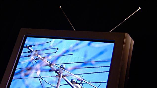 Téléviseur analogique
