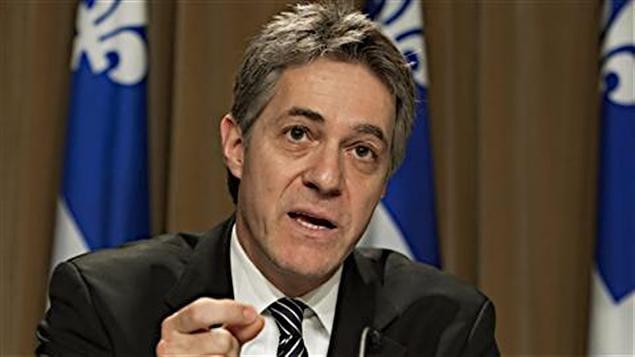 Le vérificateur général du Québec, Renaud Lachance