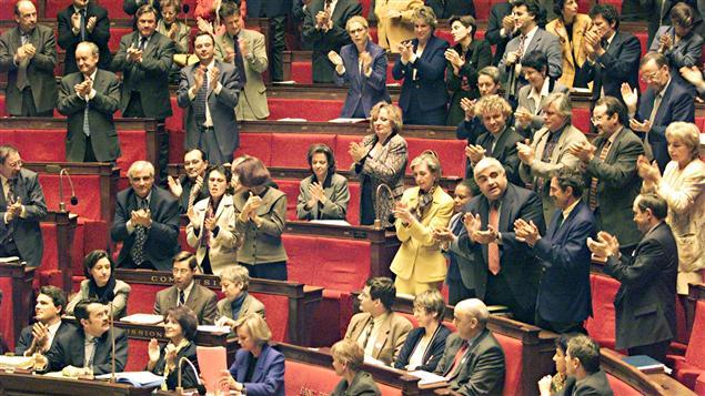 L'Assemblée nationale française