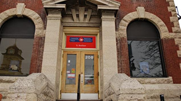 le bureau de poste de saint boniface reste son emplacement actuel ici radio. Black Bedroom Furniture Sets. Home Design Ideas