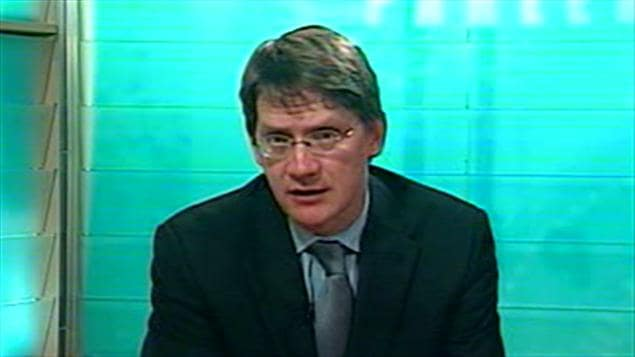 Sylvain Gaudreault, porte-parole du PQ en matière d'Énergie