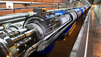 Le grand collisionneur de hadrons