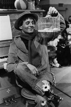 En 1960, le personnage de Cloclo, dans l'émission Domino
