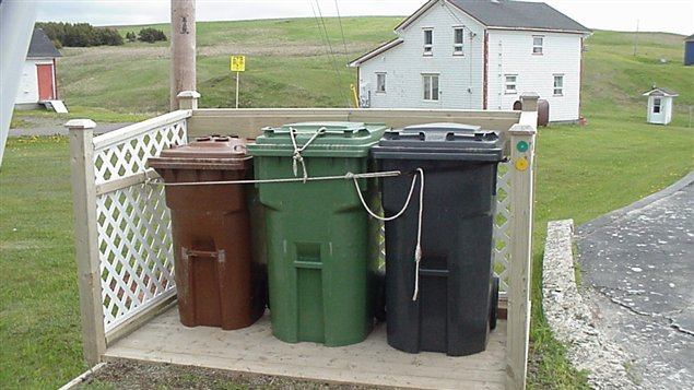 Bacs-recyclage