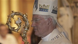 Le cardinal Marc Ouellet