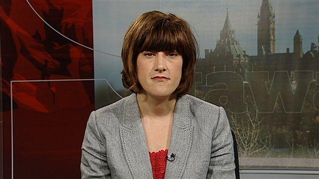 Anick Losier, porte-parole de Postes Canada