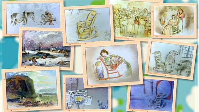 Images du film Crac! de Frédéric Back