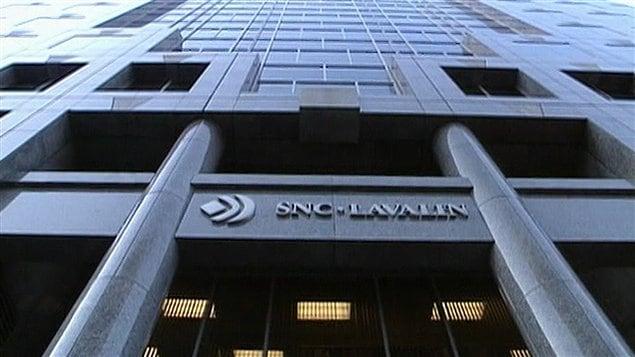 Bureaux de SNC-Lavalin à Montréal