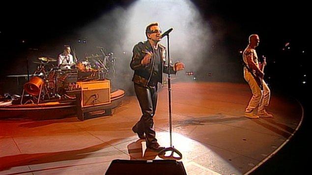 U2 à Montréal