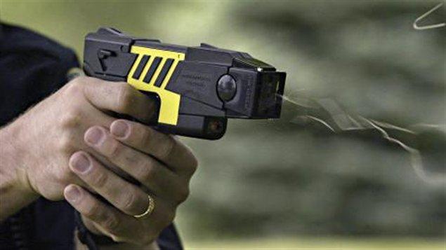 Pistolet à décharge électrique