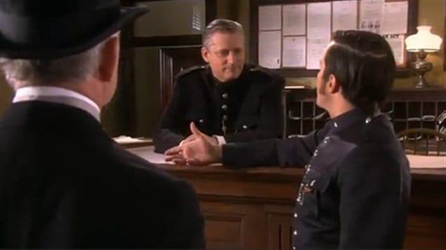 Une scène de l'épisode