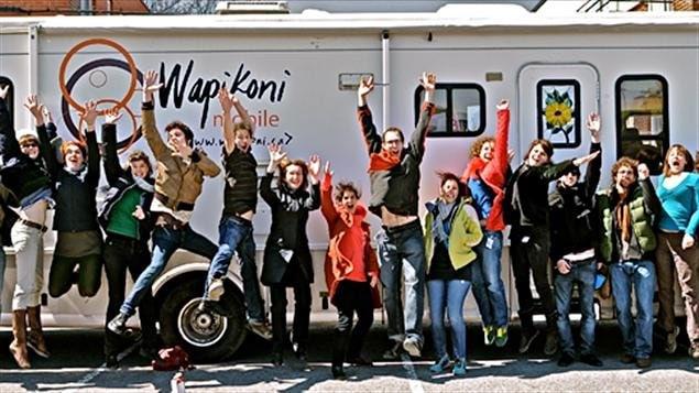 Le Wapikoni mobile