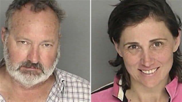 Randy Quaid et sa femme Evi