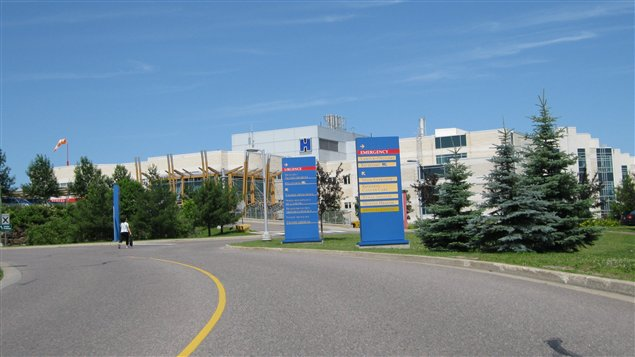 Hôpital de Thunder Bay