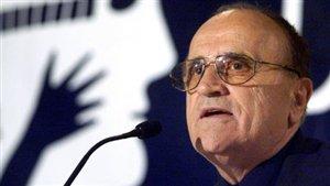Serge Losique, président du Festival des films du monde (archives)