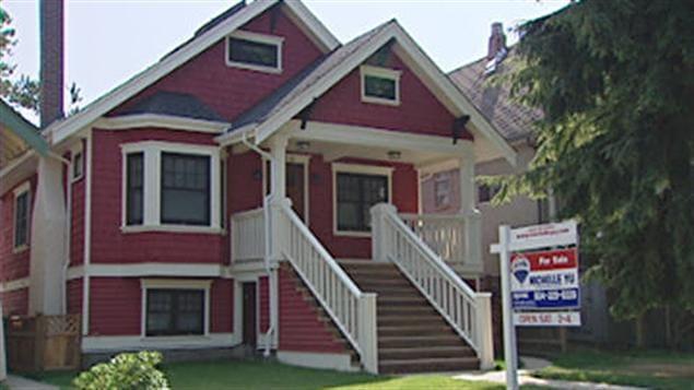 La vente de maisons des acheteurs chinois et locaux s 39 acc l re vancouver ici radio - Canada maison a vendre ...
