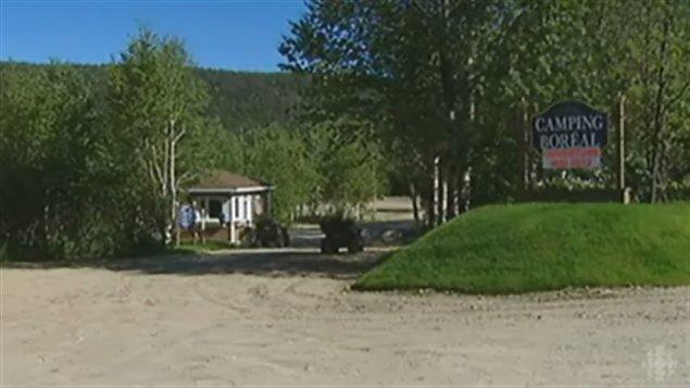 camping Boréal à Baie-Comeau