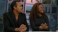Charles Biddle Jr. et Fabienne Colas présentent le Festival international du Film Black de Montréal