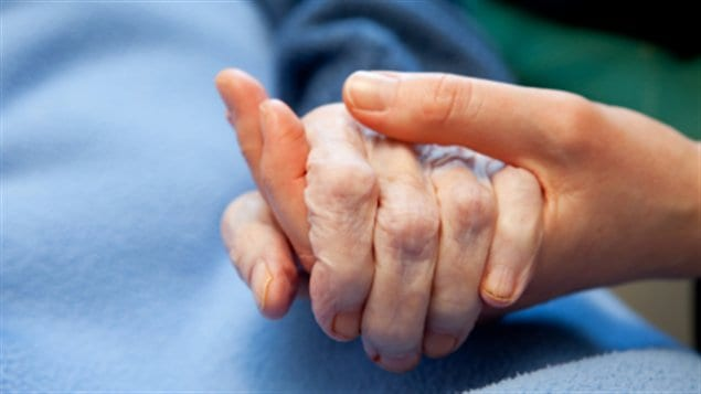 Des soins pour personnes âgées