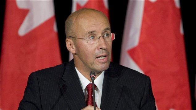 Le directeur parlementaire du budget, Kevin Page