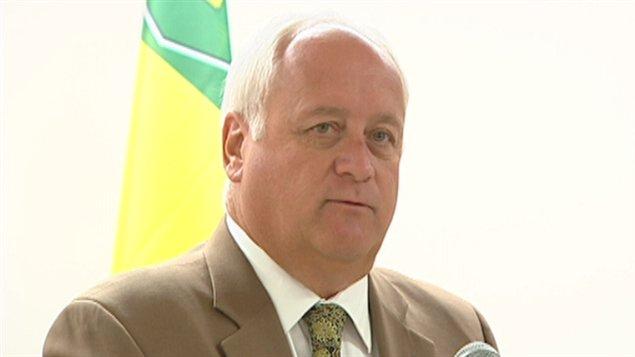 David Marit, président de SARM