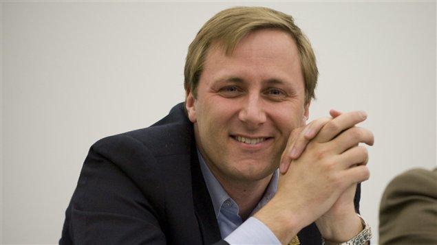 Le député conservateur de Saskatoon-Humboldt, Brad Trost.