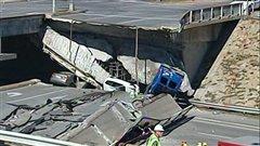 L'effondrement du viaduc de la Concorde n'était pas prévisible