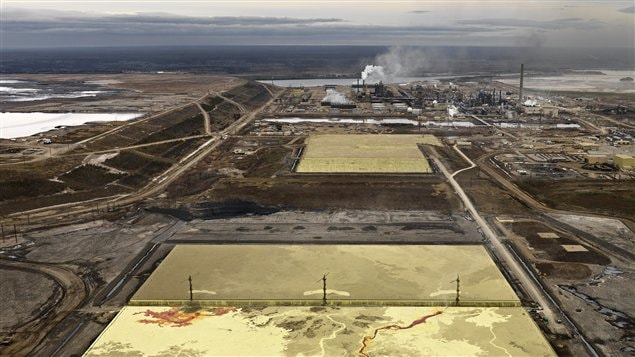 Alberta Oil Sands #6, Fort McMurray, Alberta, Canada, 2007