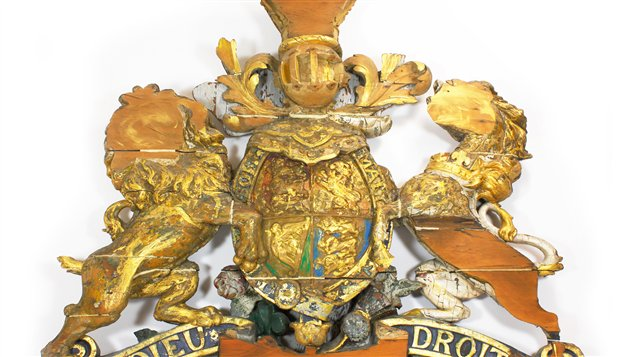 Les armoiries royales