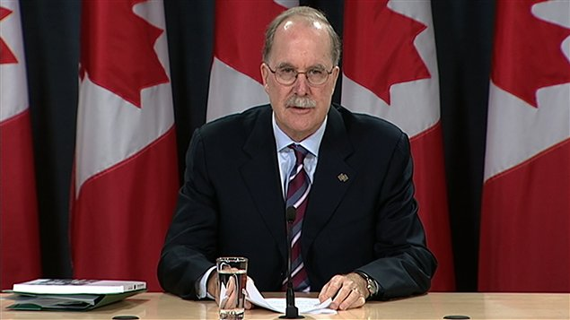 Graham Fraser dépose son rapport annuel 2010-2011
