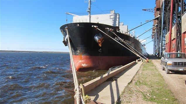 Le port de Churchill entend diversifier ses revenus, notamment avec le développement de l'industrie minière au Nunavut.