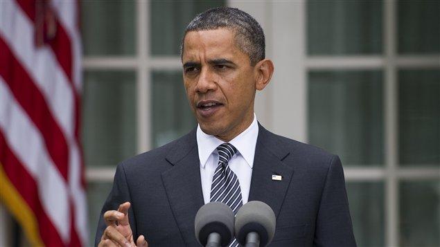 Le président Obama a salué la fin d'un «chapitre douloureux».