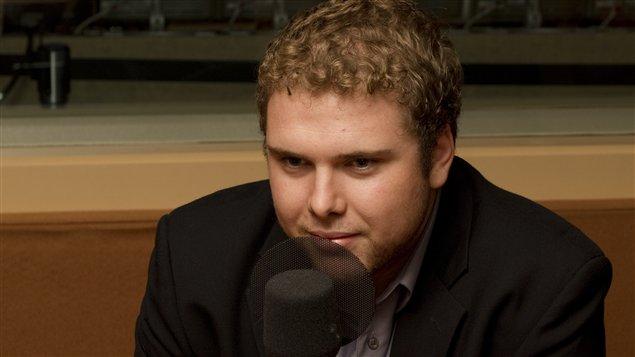 Marc-Antoine Cloutier, directeur et cofondateur de la clinique juridique Juripop